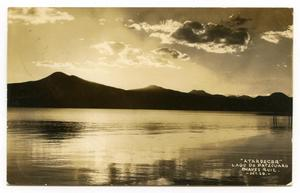 Primary view of object titled '[Atardecer Lake]'.