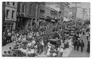 Primary view of object titled 'Ringling Brothers Circus Parade'.