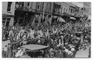 Primary view of object titled 'Ringling Brothers Parade'.