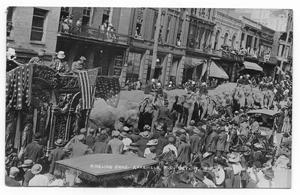 Primary view of object titled 'Ringling Brothers Parade Elephants'.