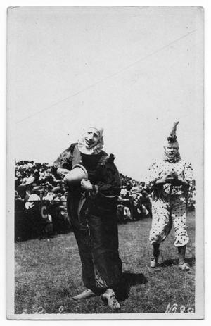 Primary view of object titled 'Barnum and Bailey Clowns'.