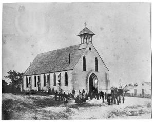 Primary view of [Church Exterior]
