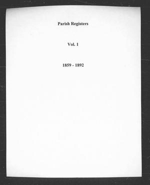 A Complete Parish Register, for the use of the Protestant Episcopal Church in the United States