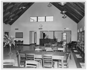 Hirschi Founders Library reading room