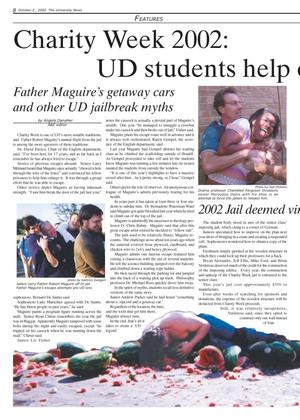 The University News (Irving, Tex.), Vol. 32, No. 5, Ed. 1 Wednesday, October 2, 2002