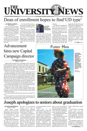 The University News (Irving, Tex.), Vol. 32, No. 21, Ed. 1 Wednesday, April 16, 2003