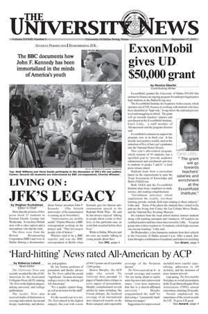 The University News (Irving, Tex.), Vol. 33, No. 3, Ed. 1 Wednesday, September 17, 2003