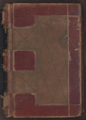 [Bar Docket, Criminal County Court, Cooke County, 1885-1889]