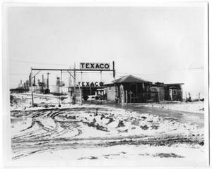 Texaco Old North Gate Early 1960s
