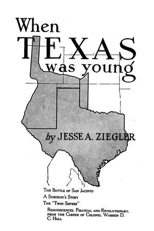 When Texas was young