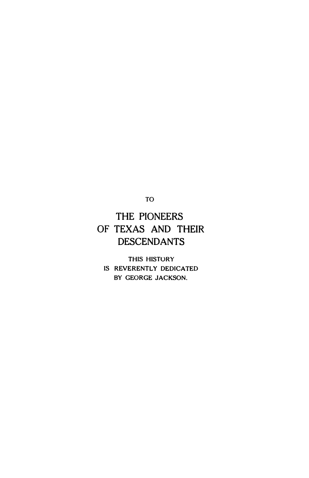Sixty years in Texas                                                                                                      [Sequence #]: 5 of 398