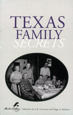 Primary view of object titled 'Texas Family Secrets'.