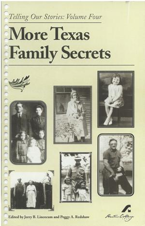 Primary view of object titled 'More Texas Family Secrets'.