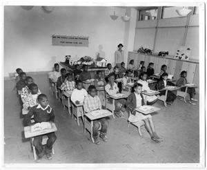 Primary view of object titled '[Third Grade Class]'.