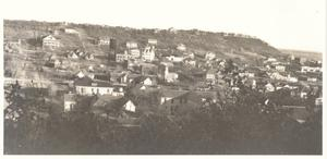 [A View from West Mountain, about 1912]