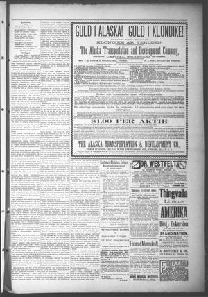Texas Posten Austin Tex Vol 2 No 21 Ed 1 Friday September