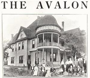 Primary view of object titled 'The Avalon'.