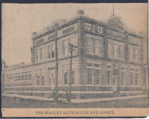 The Wagley Bath House and Annex