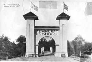 Primary view of object titled 'Elmhurst Park'.