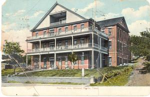 Primary view of object titled 'Fairfield Inn, Mineral Wells, Tex'.