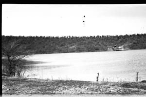 [Photograph of Lake Mineral Wells]
