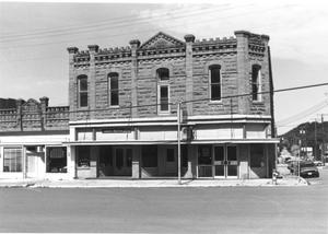 [The Yeager Building - Mineral Wells, Texas]