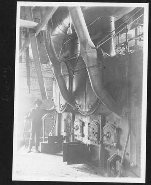 Primary view of object titled '[Southern Pine Lumber Company Boilers]'.