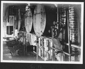 Primary view of object titled '[Southern Pine Lumber Company Boilers - 2]'.