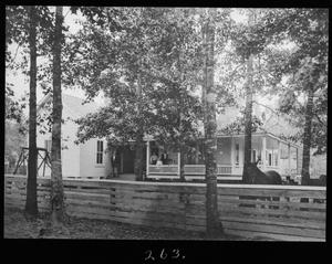 Primary view of object titled '[S. E. Lingard Home]'.