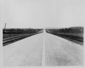Primary view of object titled '[The Road to Mineral Wells]'.