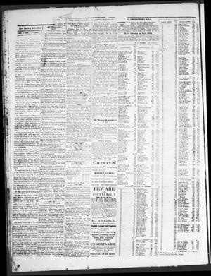 Primary view of object titled 'The Advertiser (Bastrop, Tex.), Vol. 22, No. 30, Ed. 1 Saturday, June 28, 1879'.