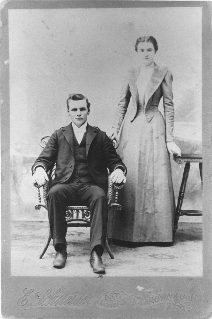 Walter and Nancy McCormick - The Portal to Texas History
