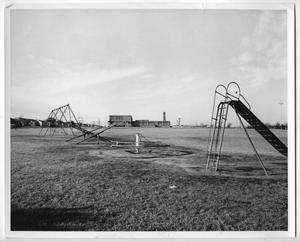 [Photograph of a Playground]