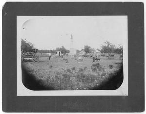 Primary view of object titled '[Early homestead]'.