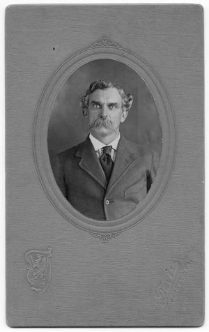 [Portrait of Charles Wright]