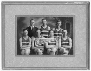 Primary view of object titled '[Cottonwood School Basketball]'.