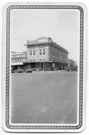 Primary view of [First National Bank]