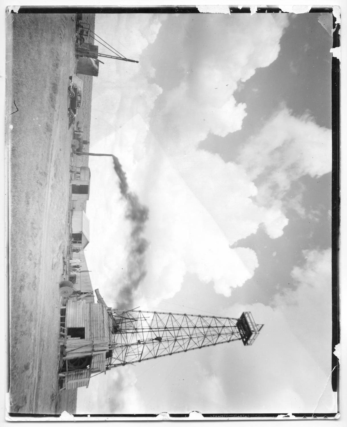 [Oil rig in North Collingsworth County]                                                                                                      [Sequence #]: 1 of 2