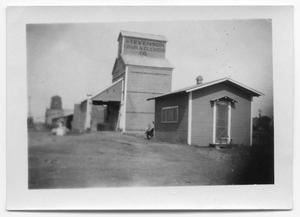 Primary view of [Stevenson Grain and Elevator]