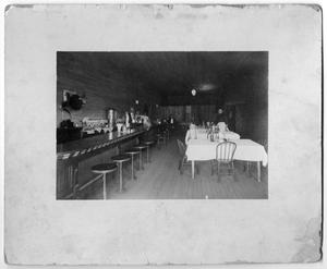 Primary view of object titled '[Andy McDonald's Cafe and Bakery]'.
