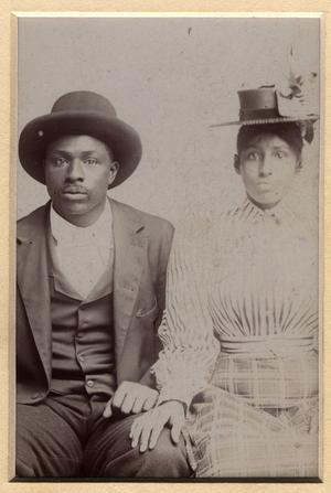 John Amus Clark and Maude Woods Clark