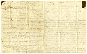 [Letter from Charles Moore to Josephus Moore, July 10, 1864]