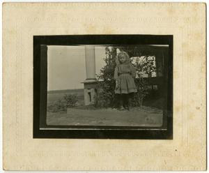 [Photograph of an Unknown Girl]