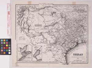 Primary view of object titled 'Texas / prepared for Yoakum's History of Texas by J.H. Colton & Co.'.