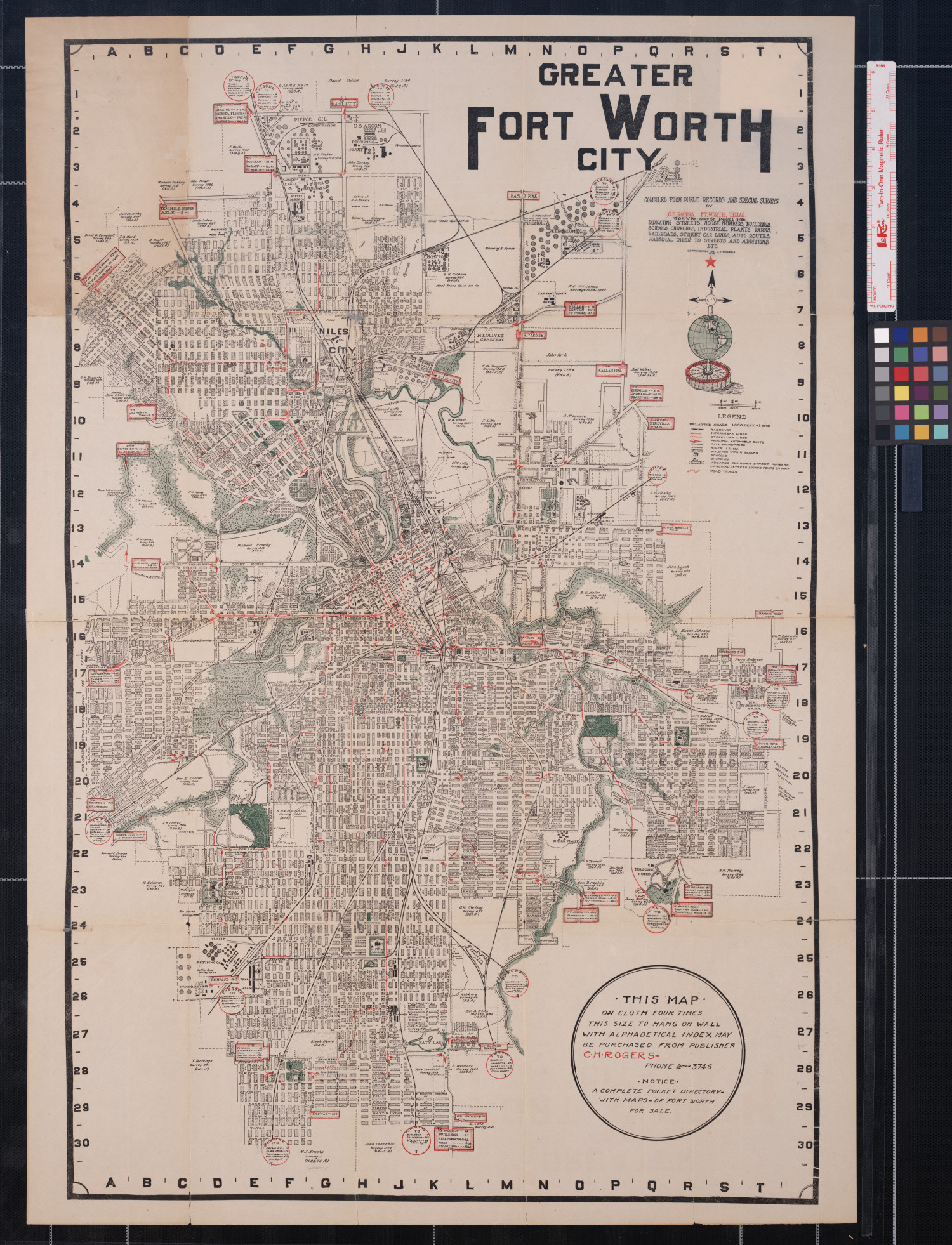 Greater Fort Worth City - The Portal to Texas History