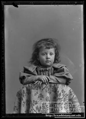 Primary view of object titled '[Young toddler]'.