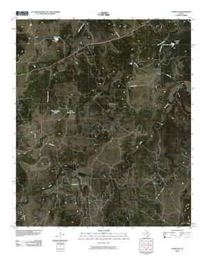 Primary view of object titled 'Caddo Northeast Quadrangle'.