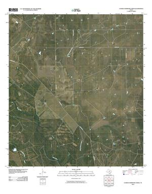 Primary view of object titled 'Charco Marrano Creek Quadrangle'.