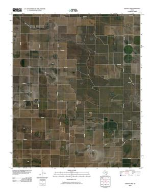 Primary view of object titled 'County Line Quadrangle'.