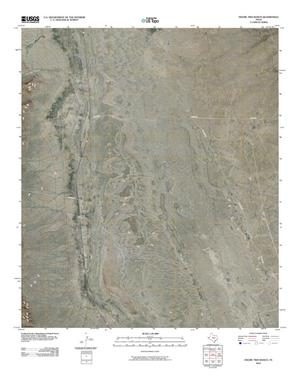 Primary view of object titled 'Figure Two Ranch Quadrangle'.